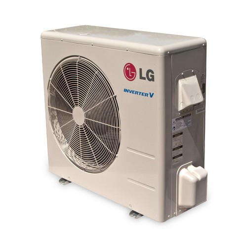 Thermopompes produit thermopompe murale lg hsv builder for Fournaise exterieur
